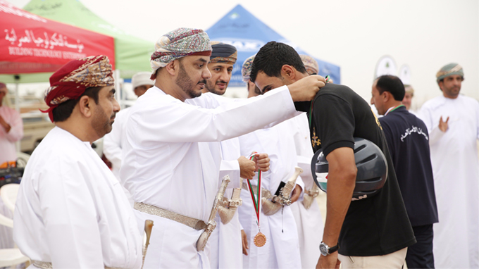 For the fourth year successively as a part of Salalah tourist Festival activities and events, RCC renews its partnership with Oman equestrian Federation.