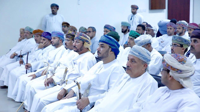 Opening of the extension project of Psychiatric health section at Sultan Qaboos Hospital