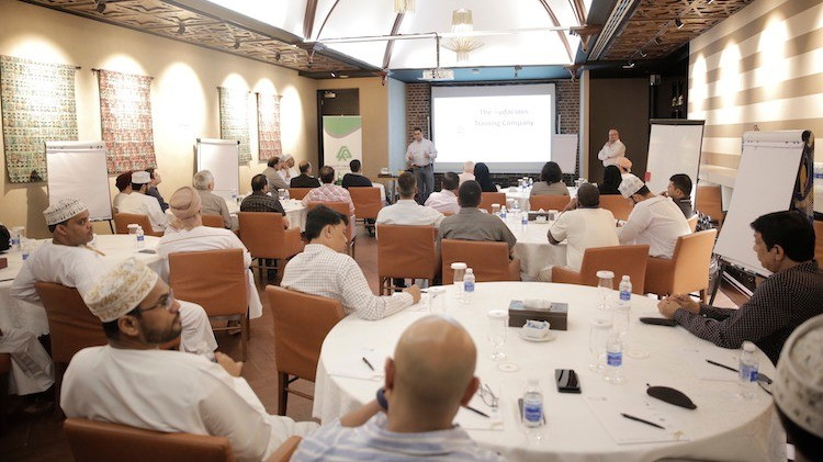 Raysut Cement Holds Change Management and Business Re-engineering Workshop