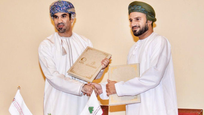 The international college for Engineering and Management and RCC have signed an agreement for establishing an integral system of health, Safety, Security and Environment.