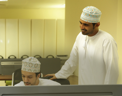 RCC Omanisation